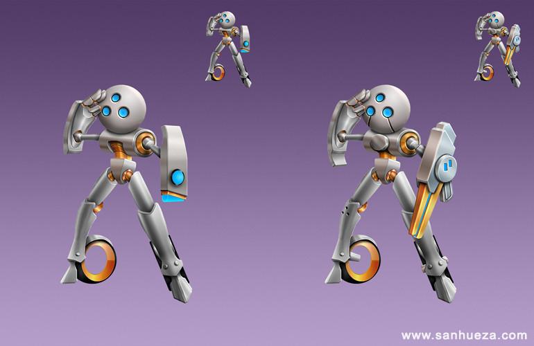 David sanhueza sanhueza droid 01