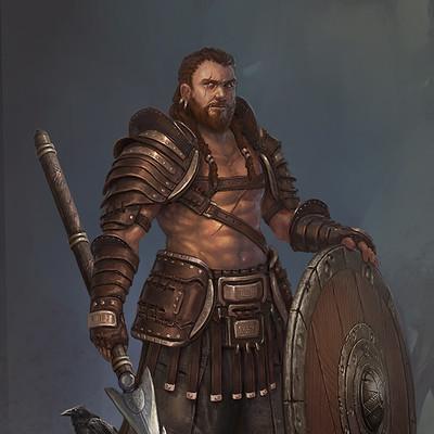 Loic denoual gladiator def