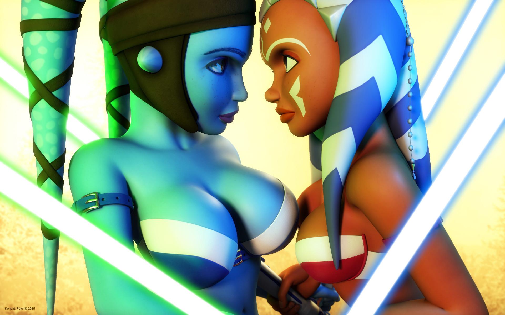 Star wars girl nackt naked porn star
