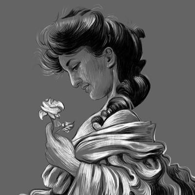 Christopher wood rosegirl