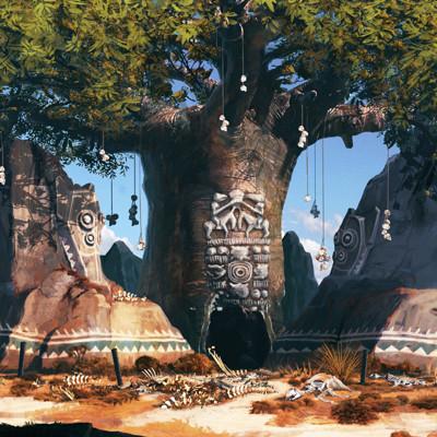Evozon game studio african environment