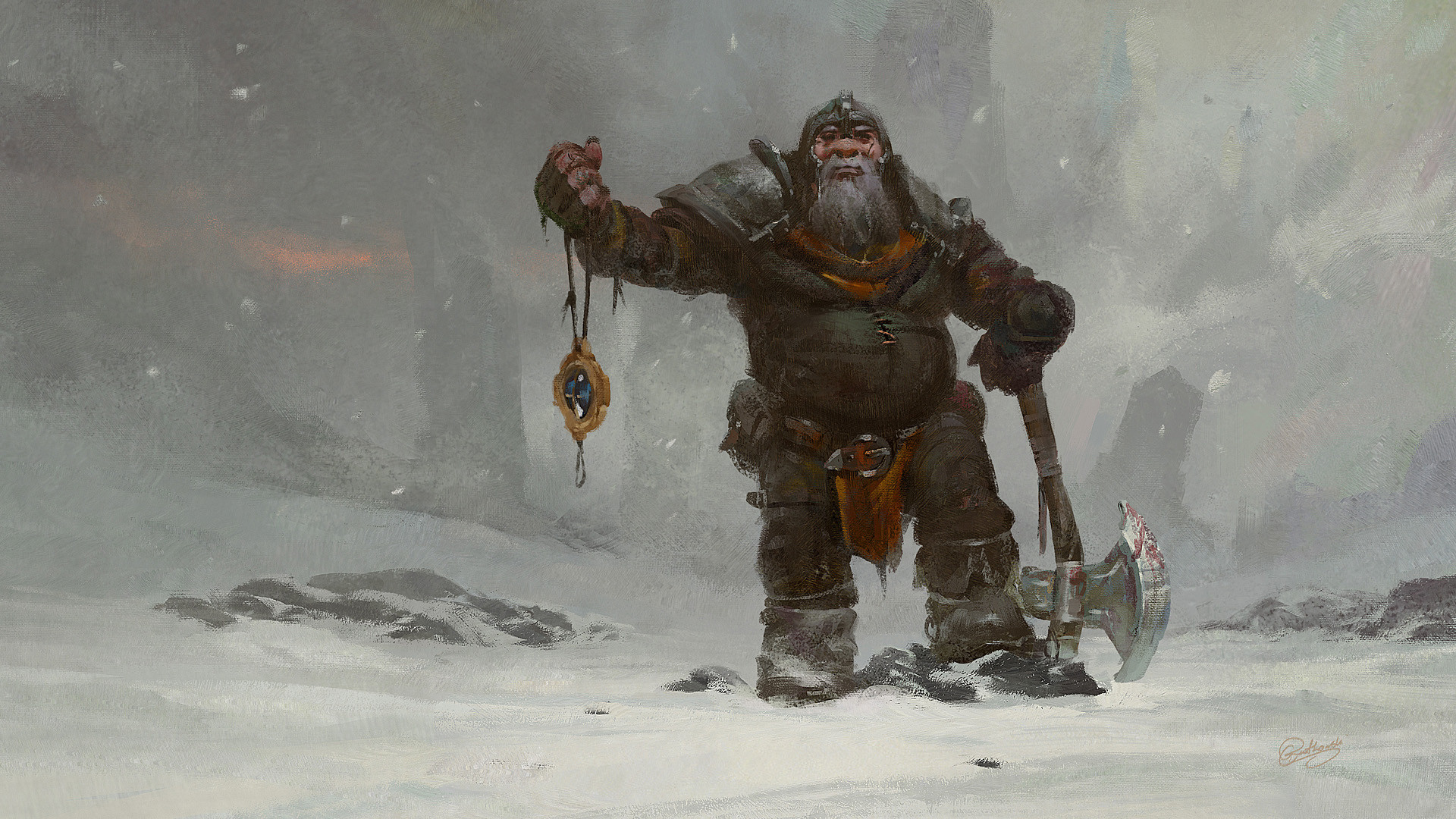 Grzegorz rutkowski dwarf 2 4