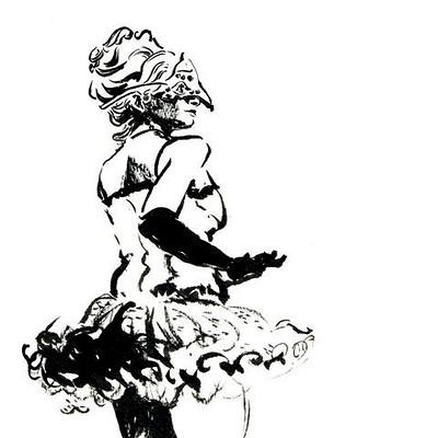 Rachel eady 24 ballet
