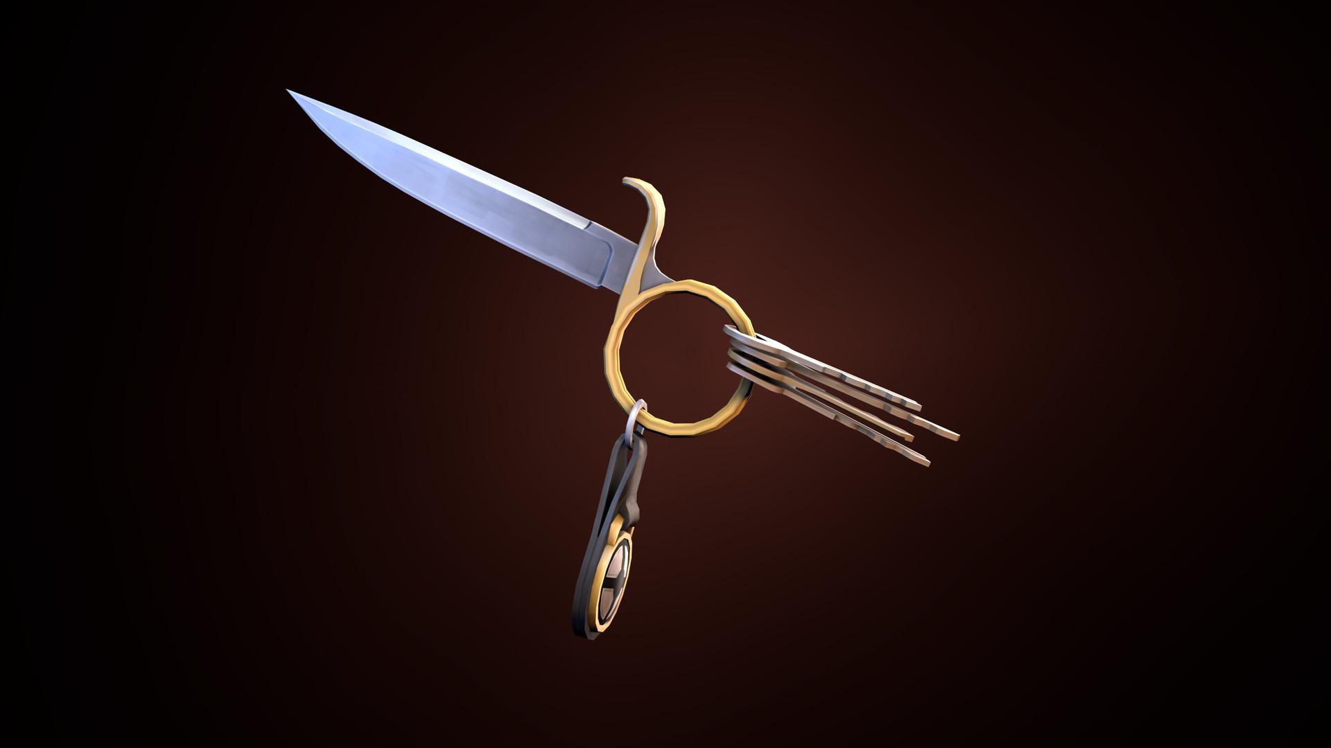 Ben henry promo knife
