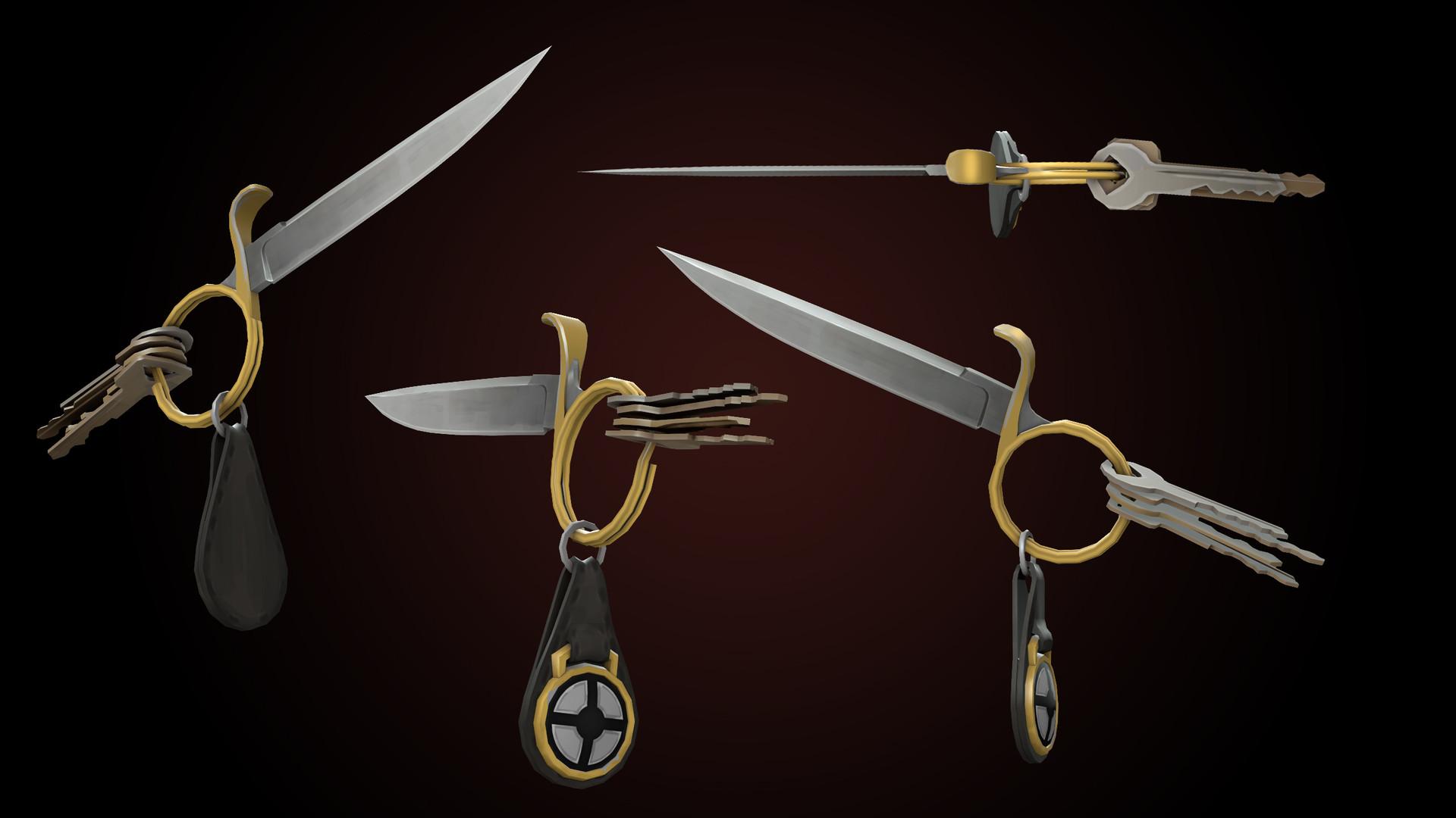 Ben henry knife