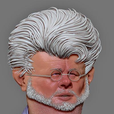 Speed sculpt zbrush wip