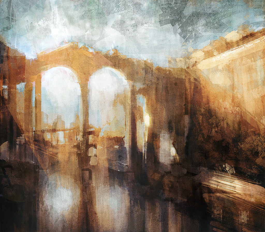 PARIS Megalopolis - Antique View - Quick Concept