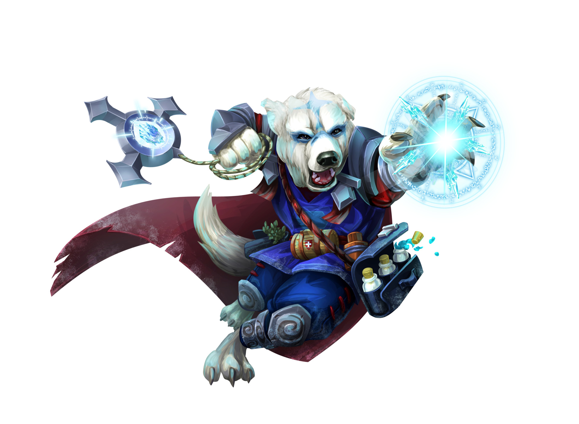 Pierre mayeras montain hero dog