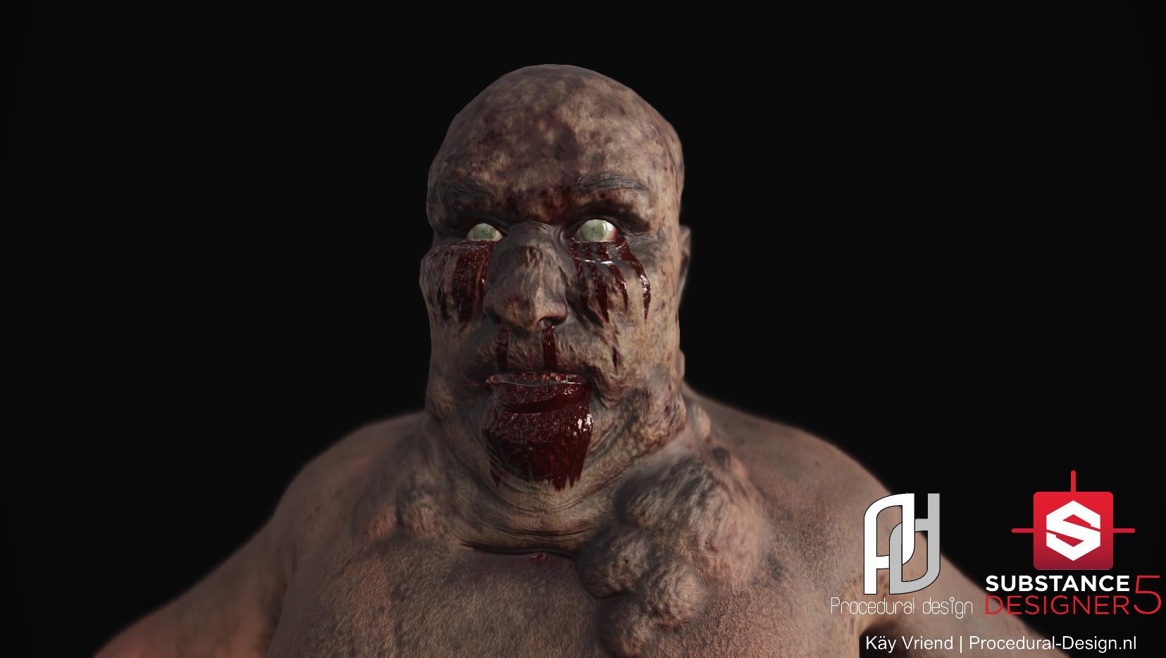 Kay vriend zombie 8