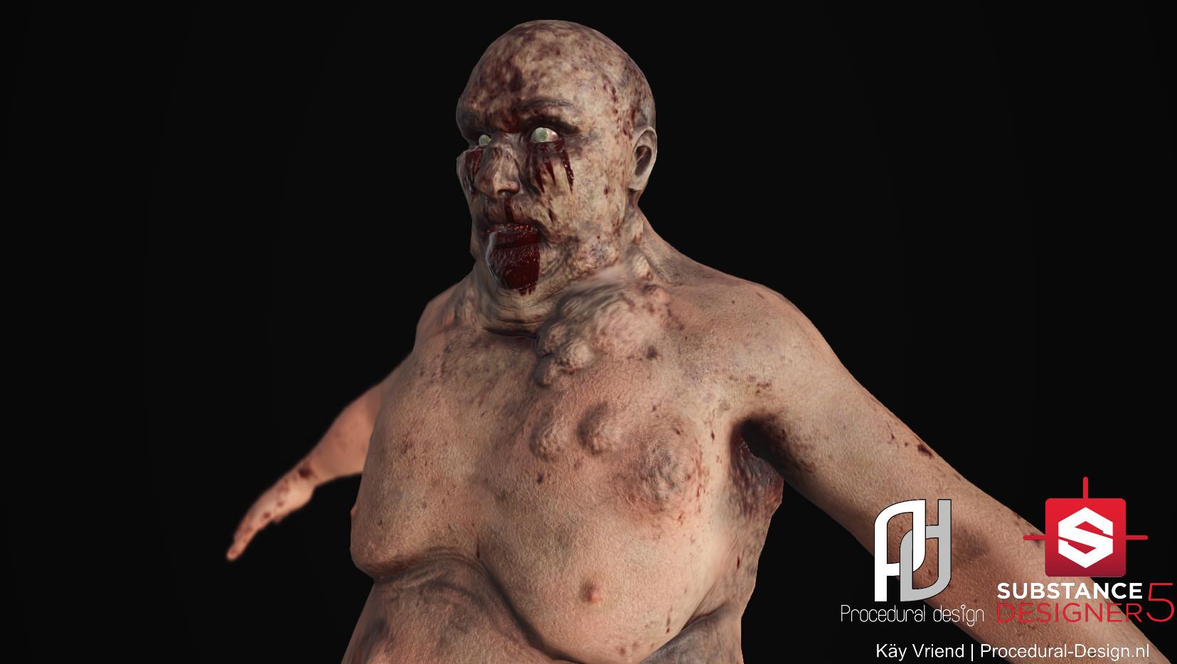 Kay vriend zombie 3