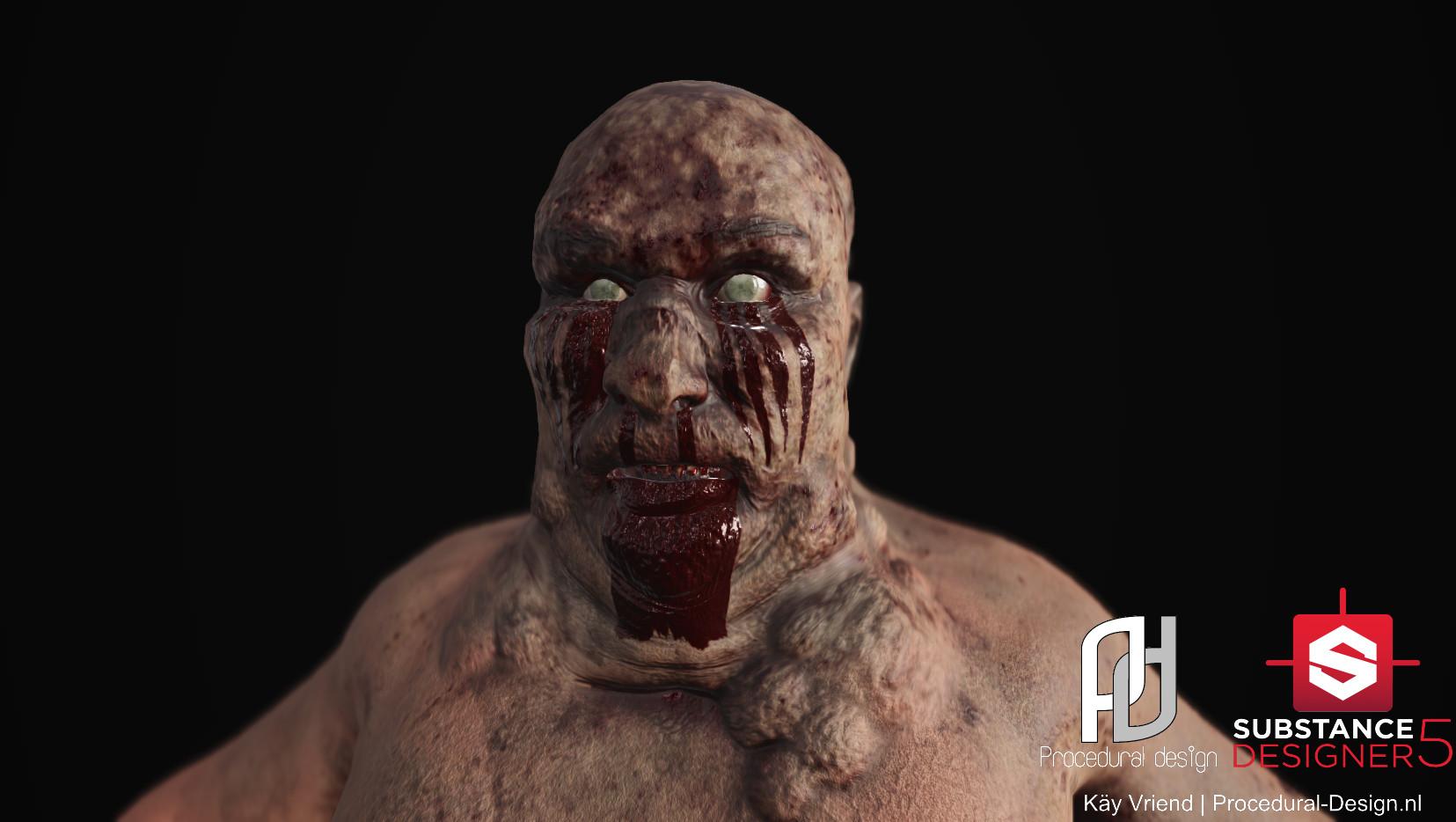 Kay vriend zombie 4