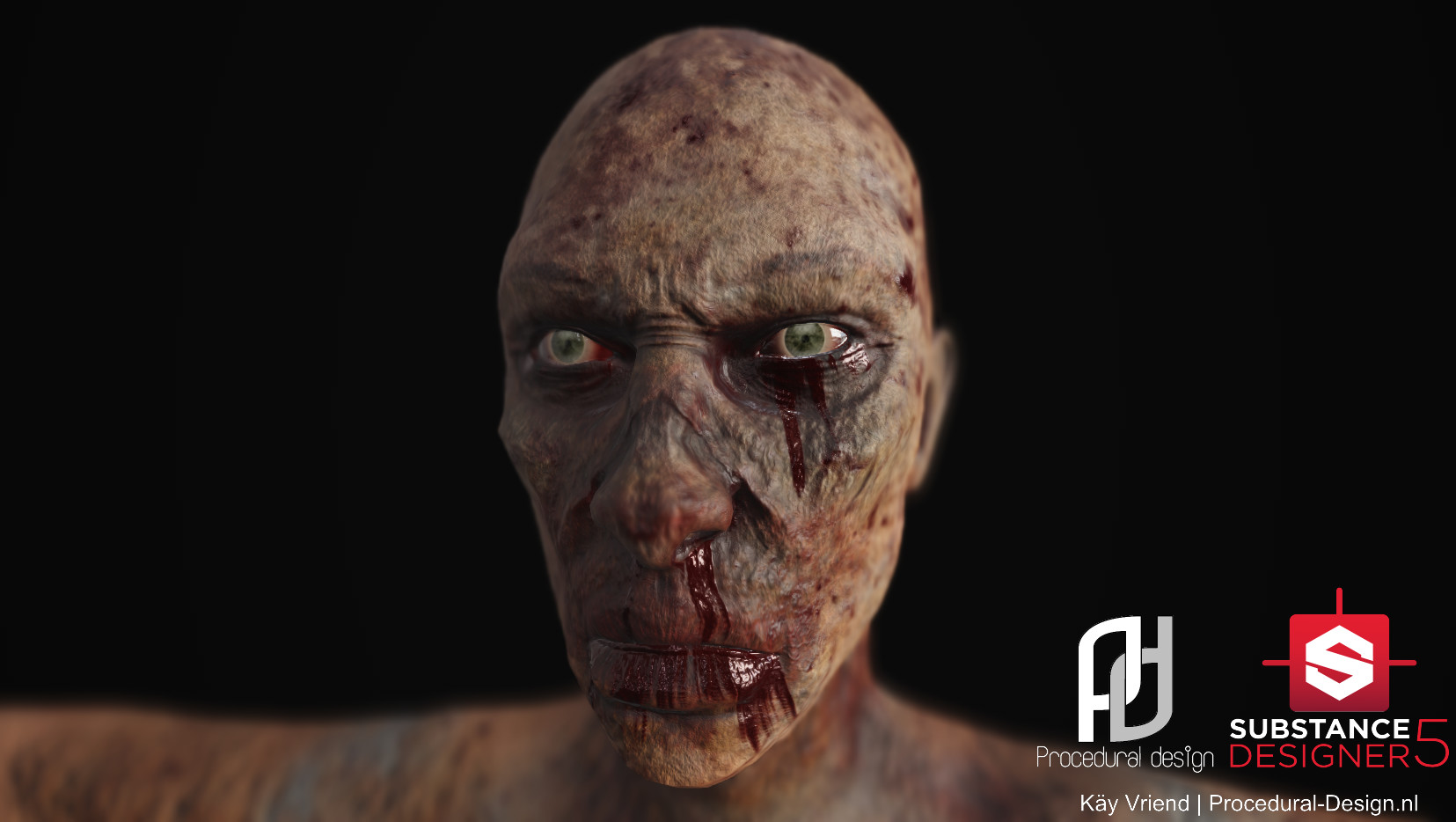 Kay vriend zombie 11