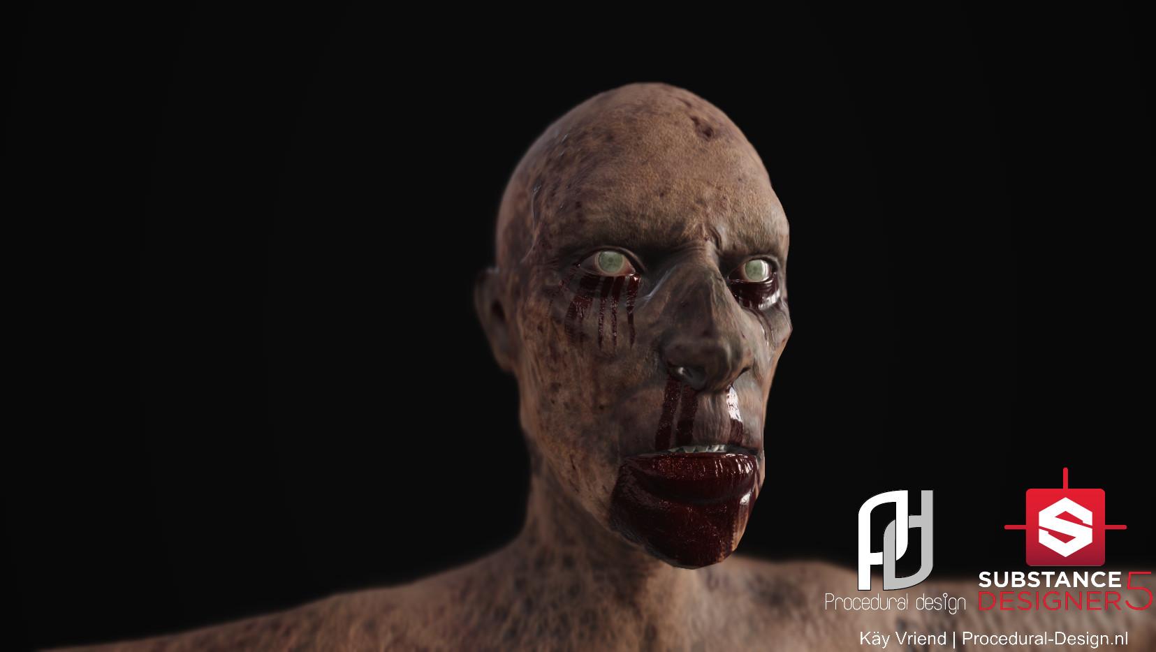 Kay vriend zombie 12