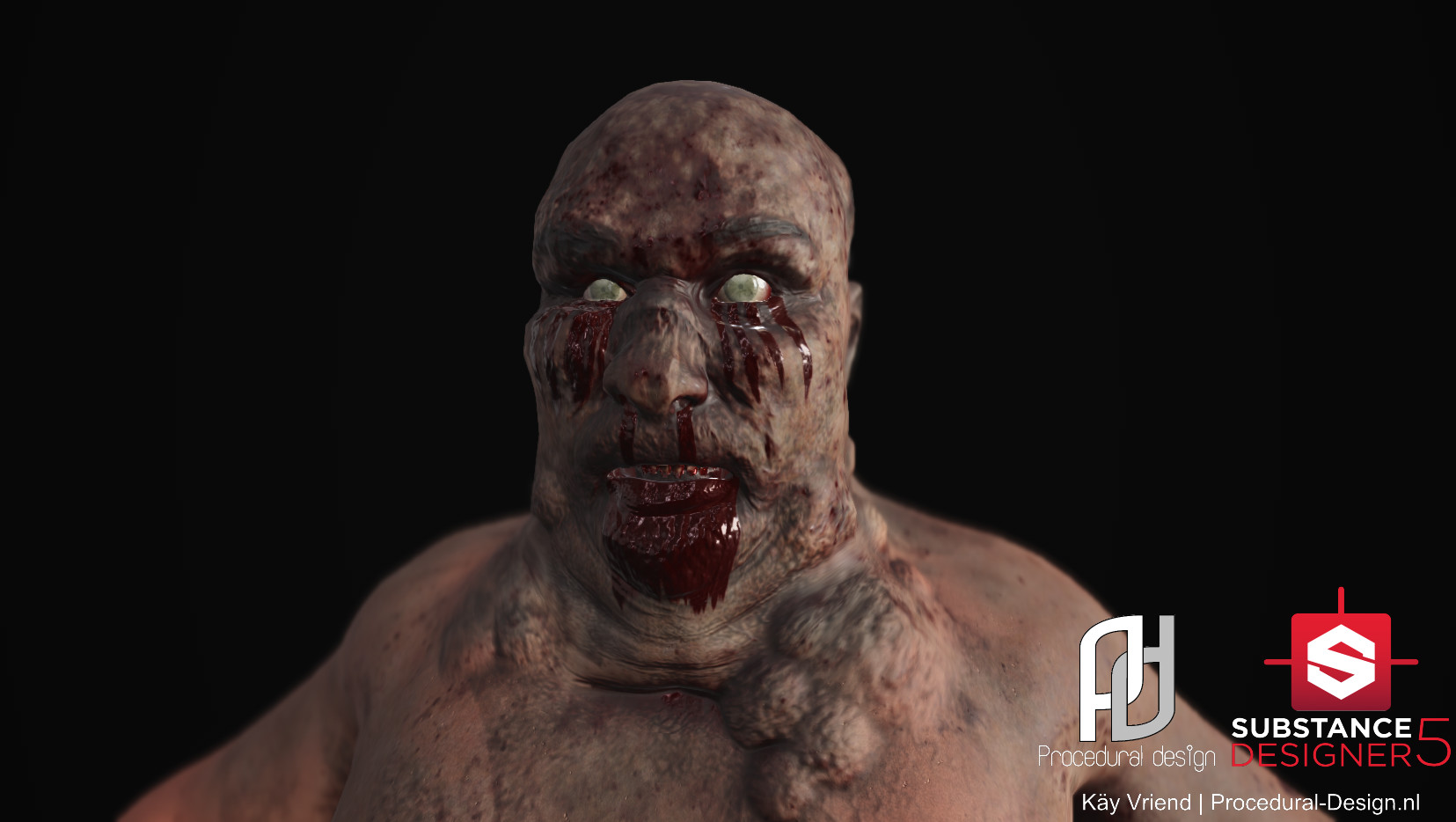 Kay vriend zombie 6