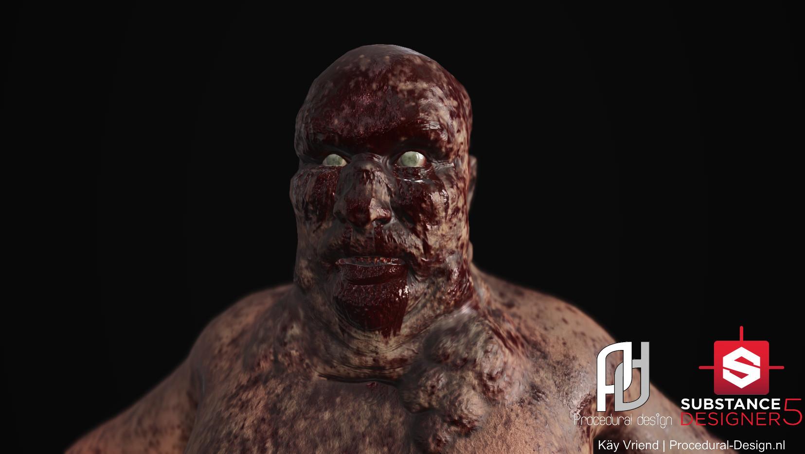 Kay vriend zombie 7