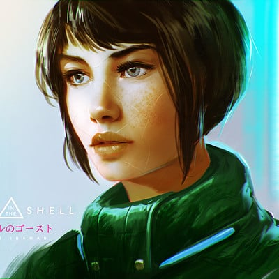 Heri irawan ghost in the shell
