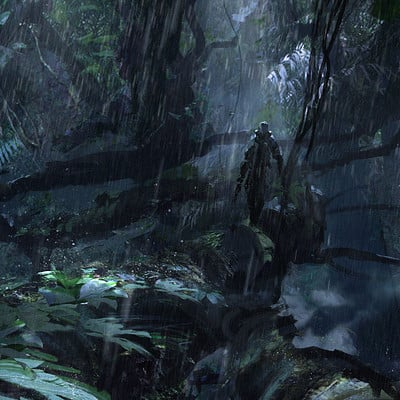 Wadim kashin tropical rain final