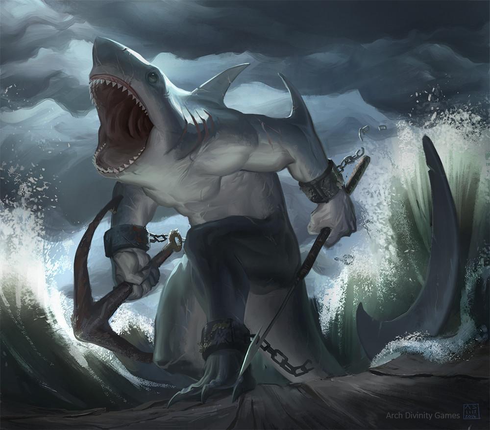 Ameilee sullivan shark