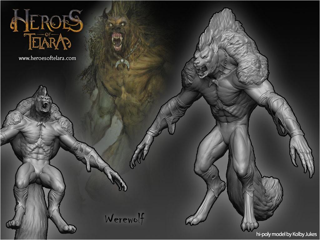 Kolby jukes werewolf