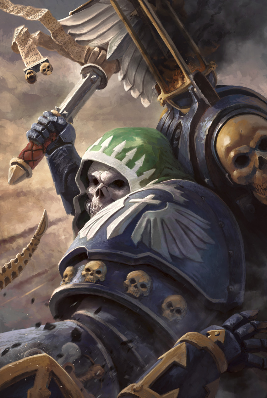 Warhammer 40k Will of Iron #3