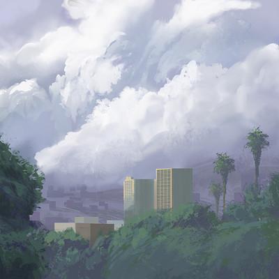 Gabriel g perez pleinair rainyday 03