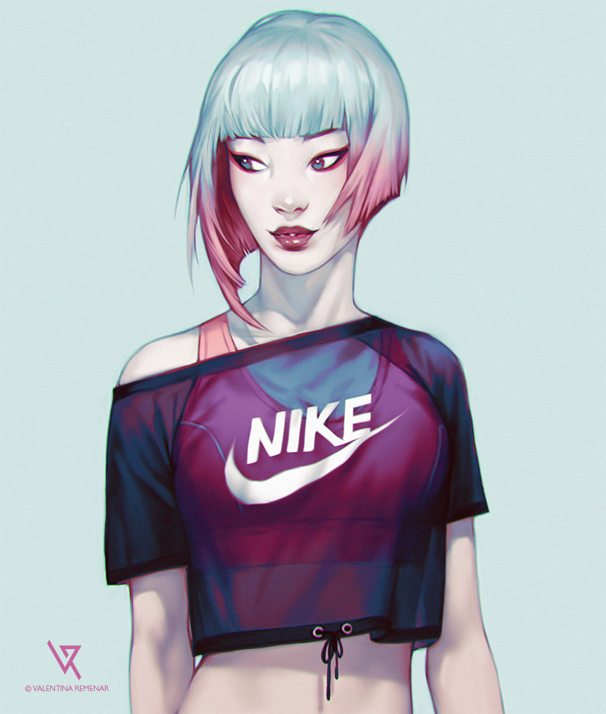 Valentina remenar nike by valentina remenar