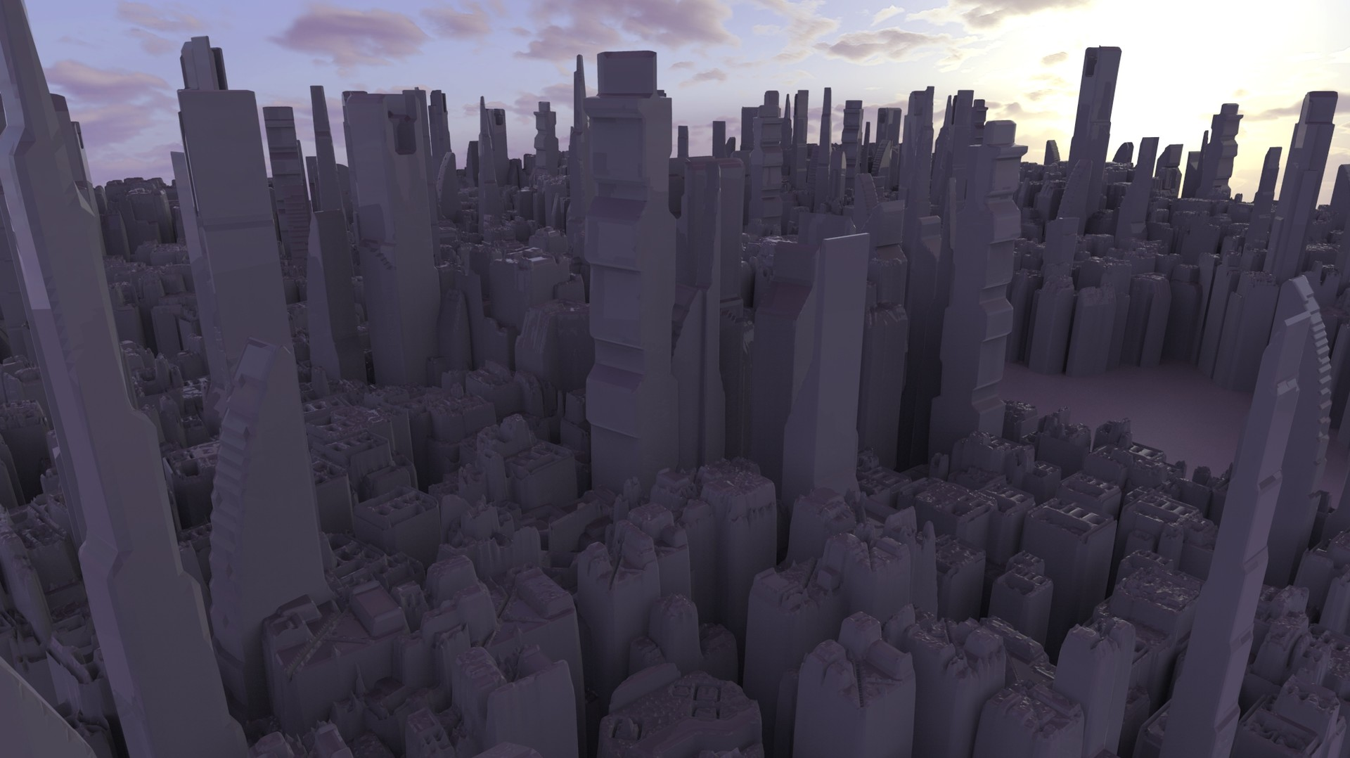 Alejandro gonzalez city scene 222
