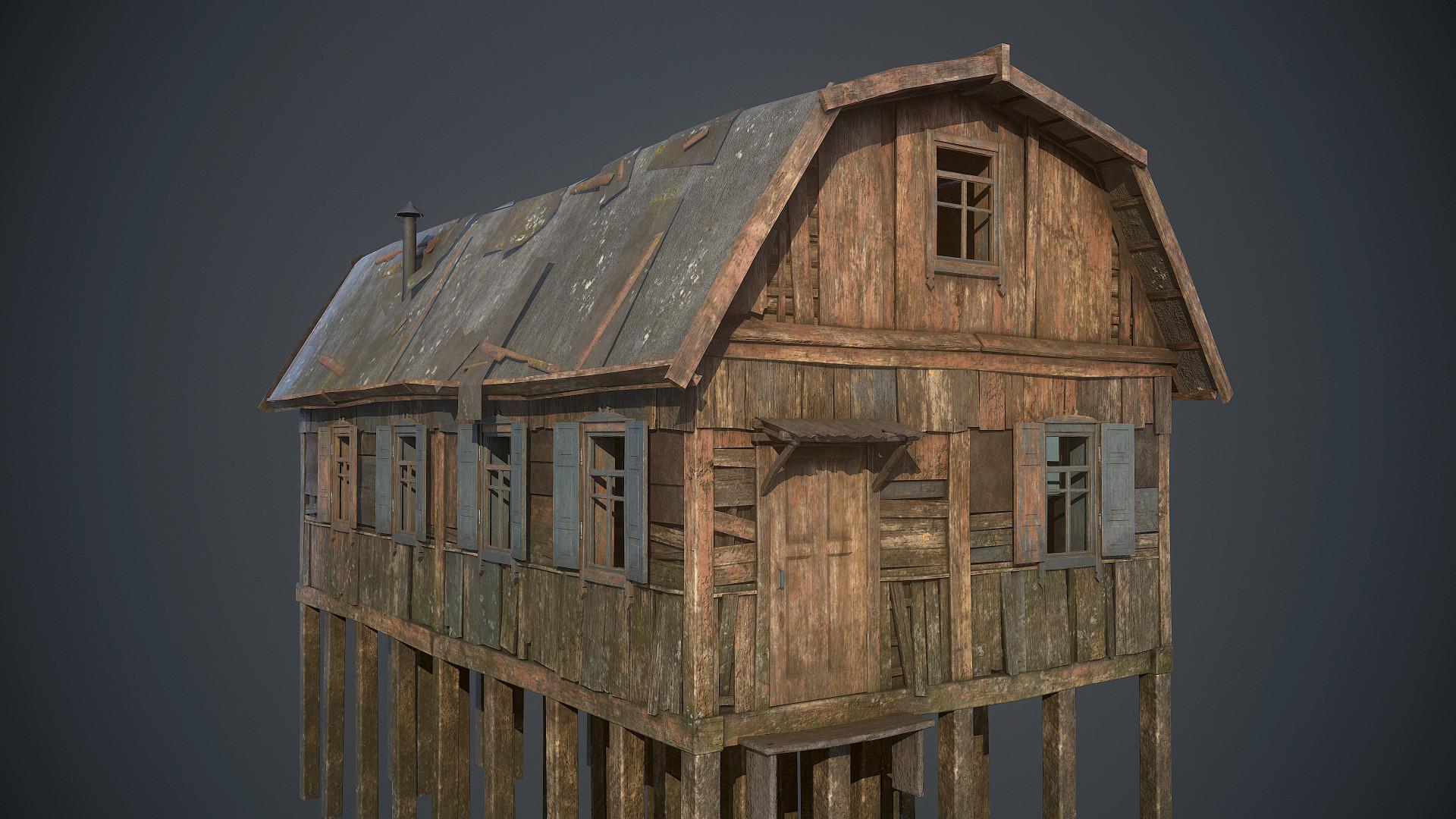 Yaroslav suprun shack 2