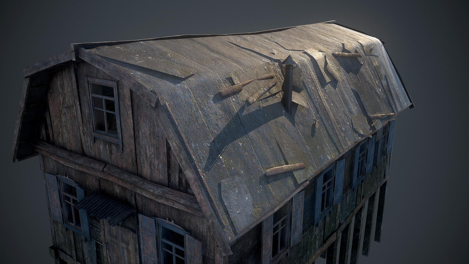 Yaroslav suprun shack 3