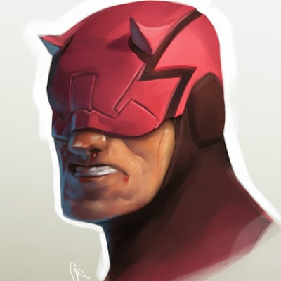 Corey smith daredevil bust