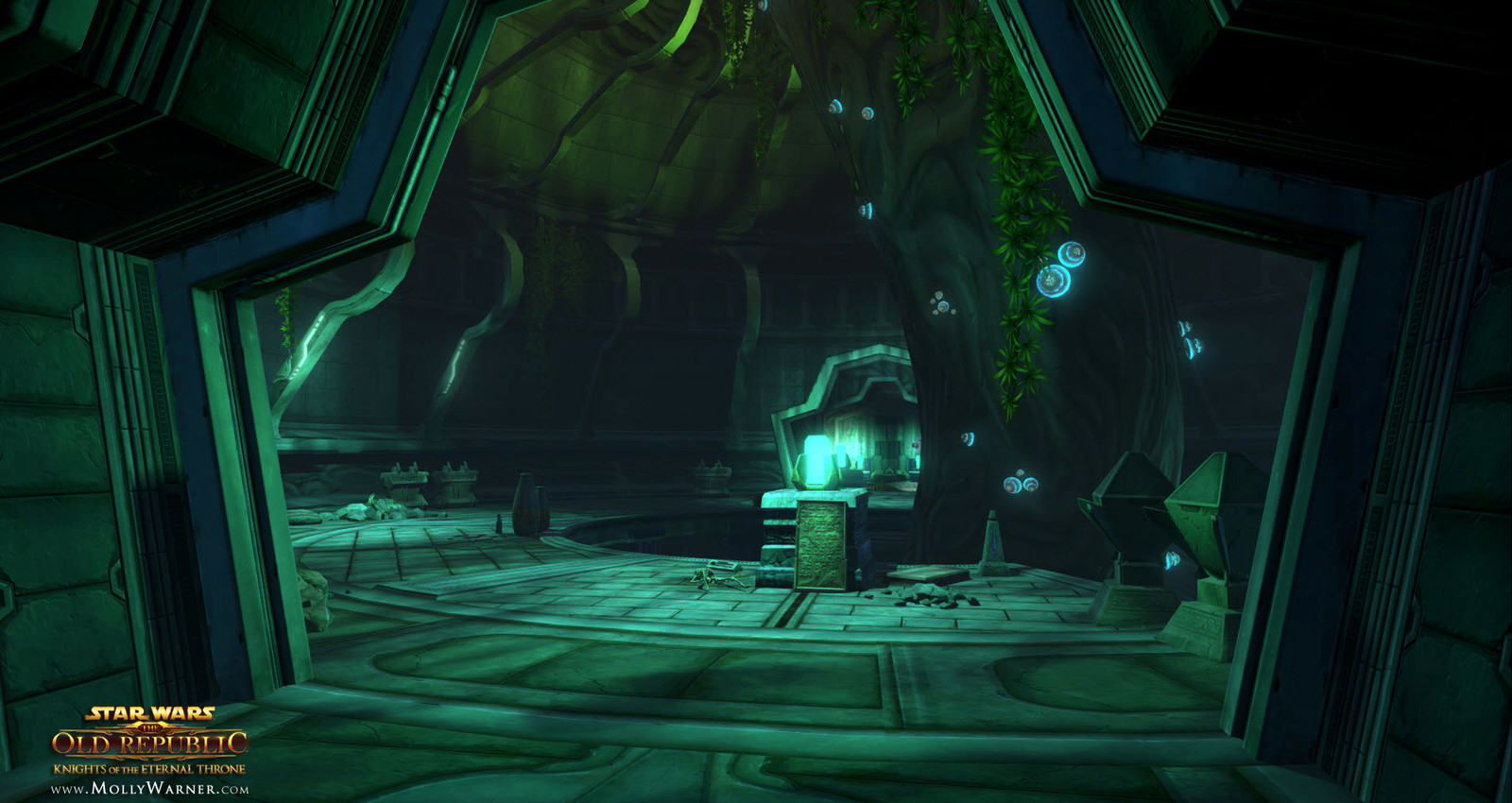 Sith Temple Catacombs