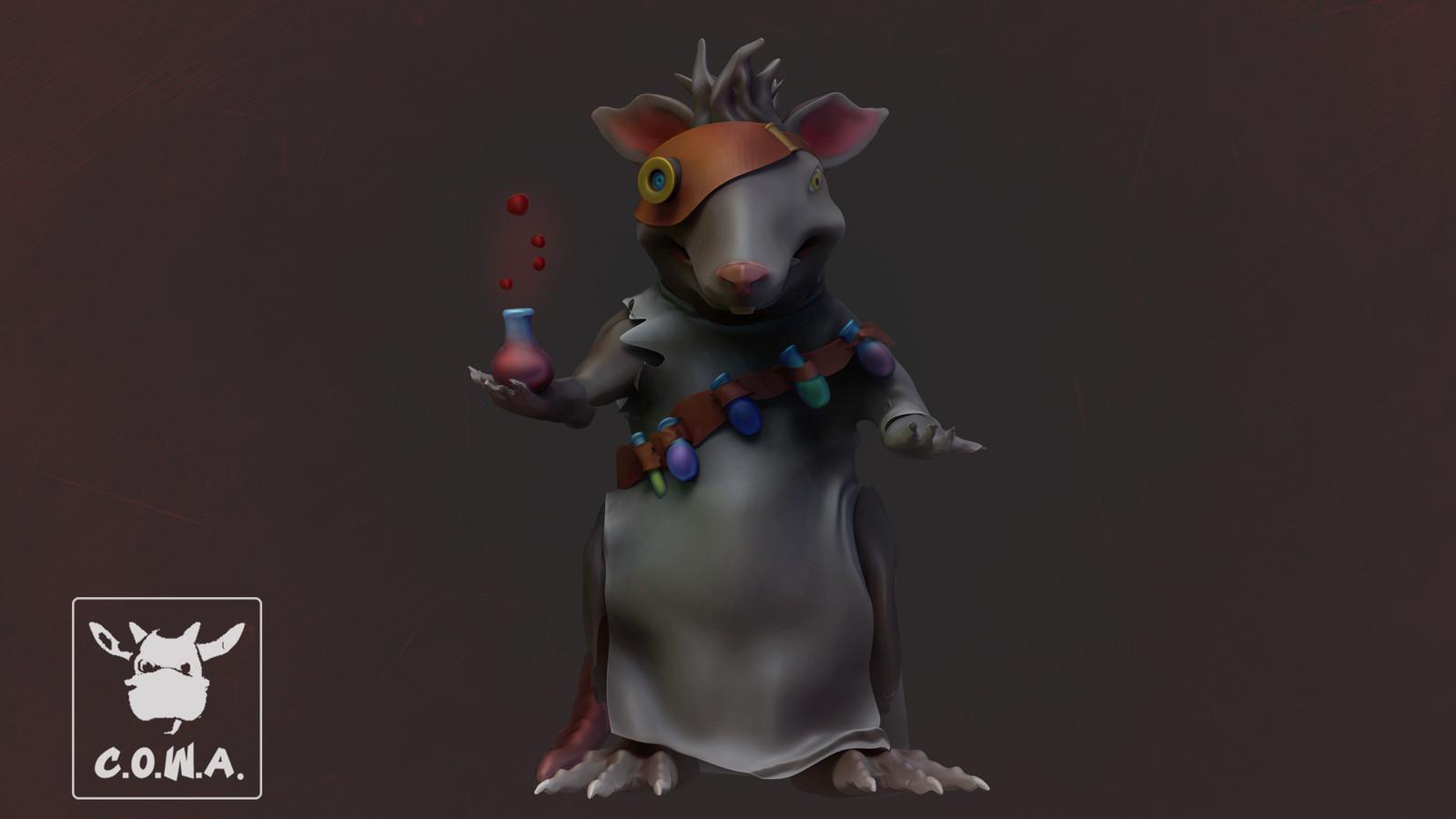 Professor Toxician
