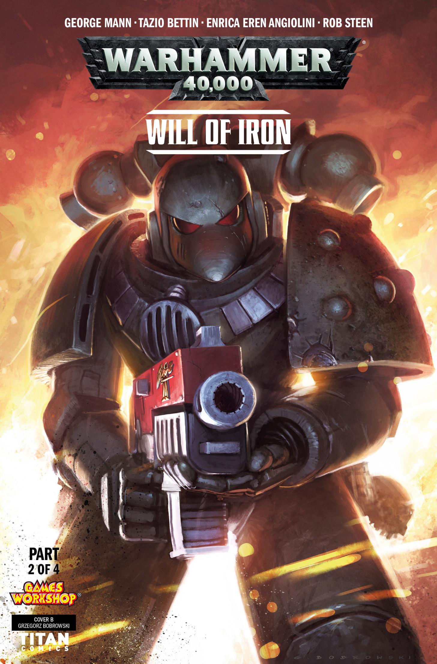 Greg bobrowski will of iron pt2