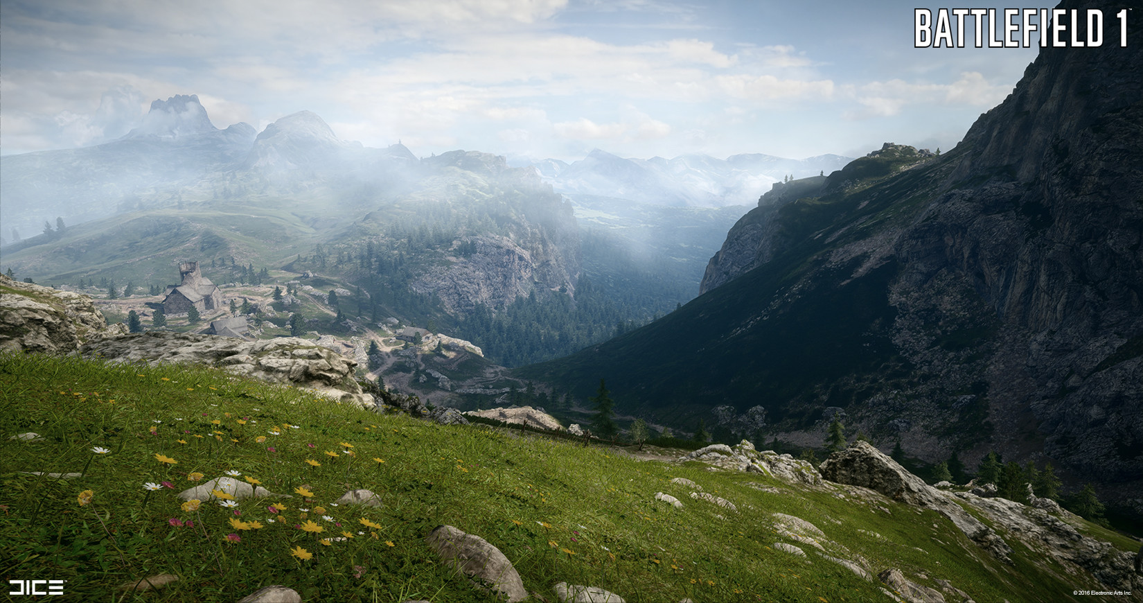 simon barle battlefield 1 monte grappa it didn't work out well well it did for me