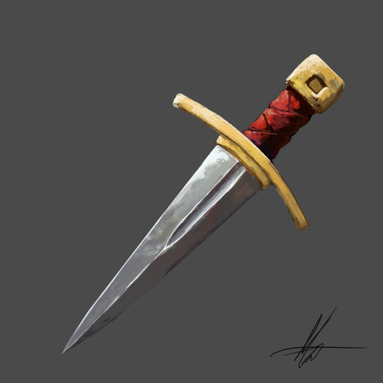 Matthew cartwright dagger