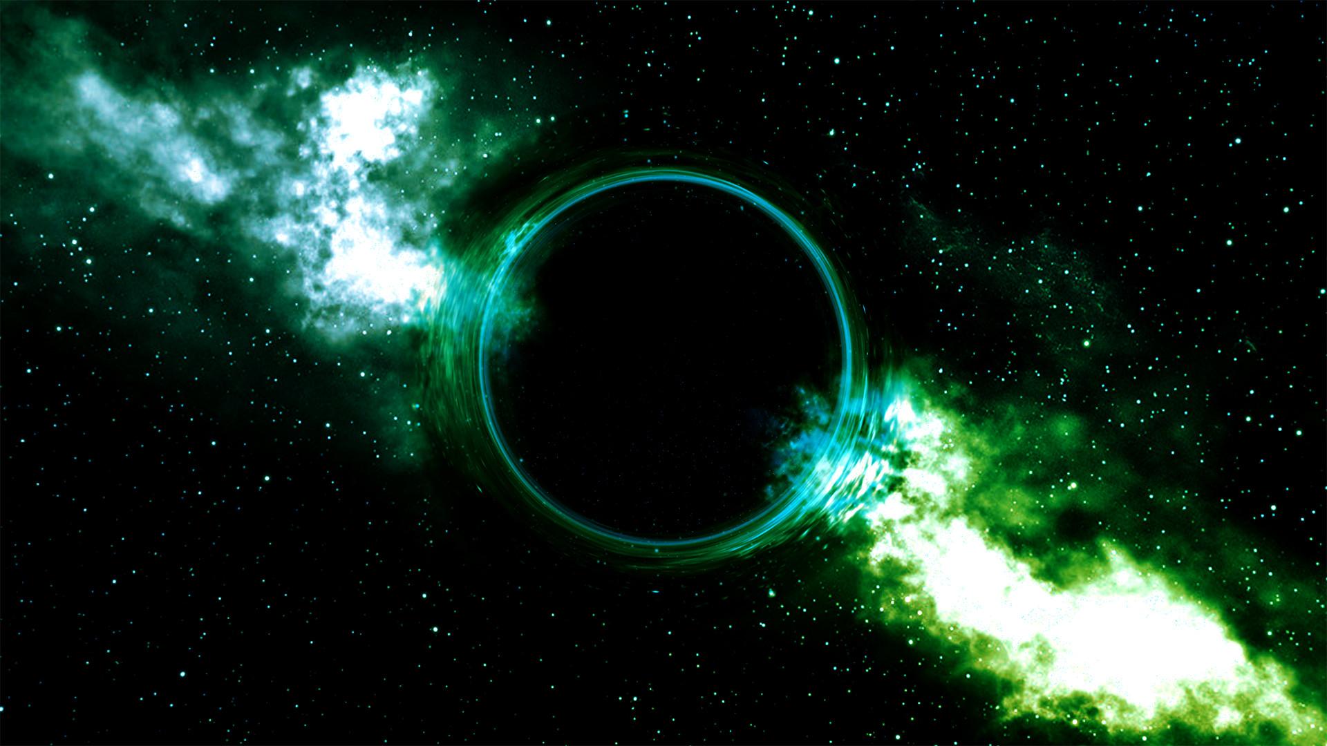 ArtStation - Black Hole Attempt, Michiel Rensen