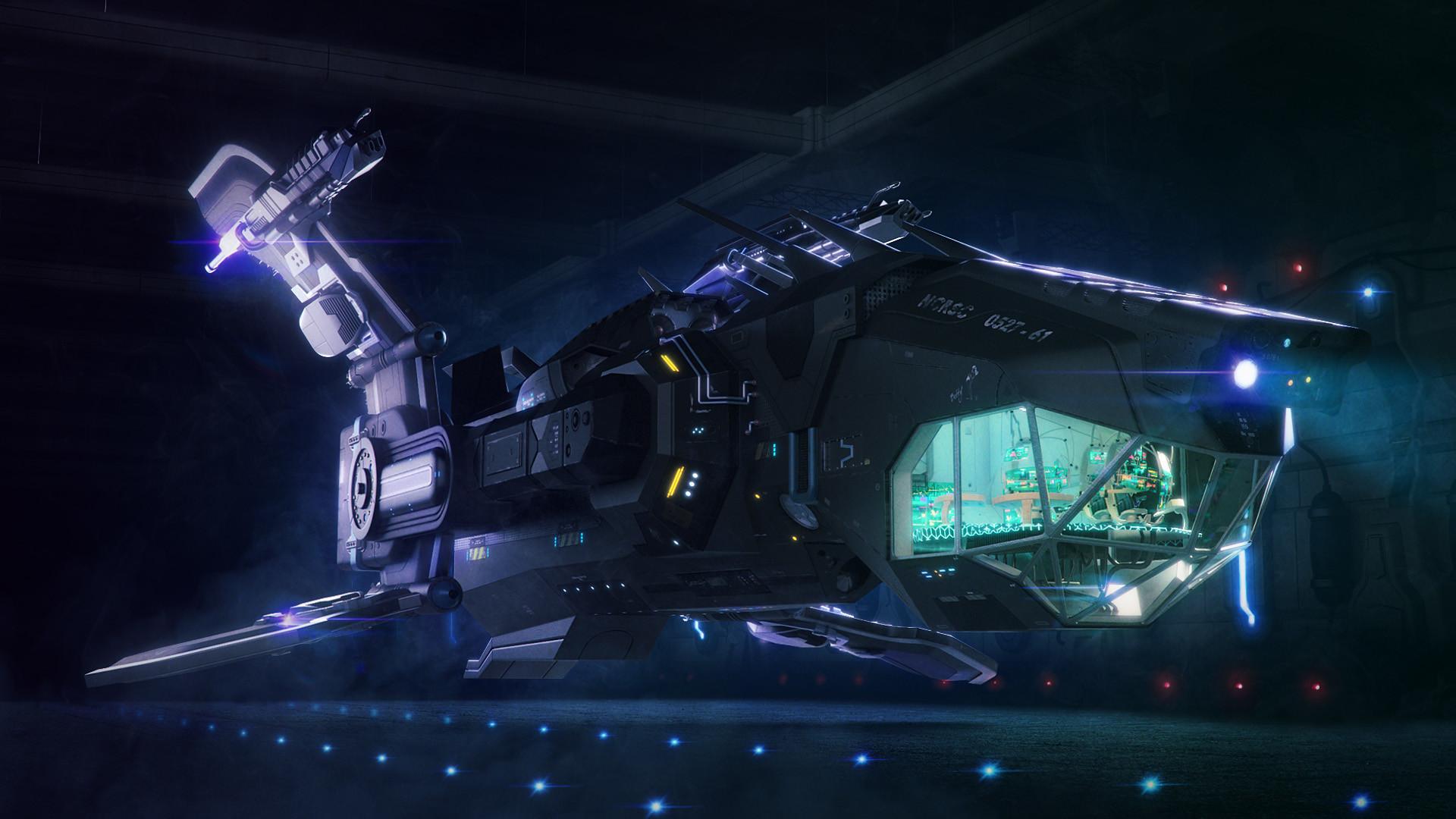 Krzysztof szrama shuttle 001