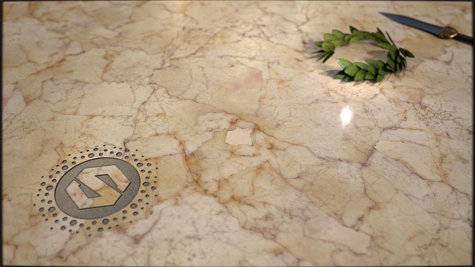 ArtStation - Marbles Substances - Made for Substance Source, Elouan