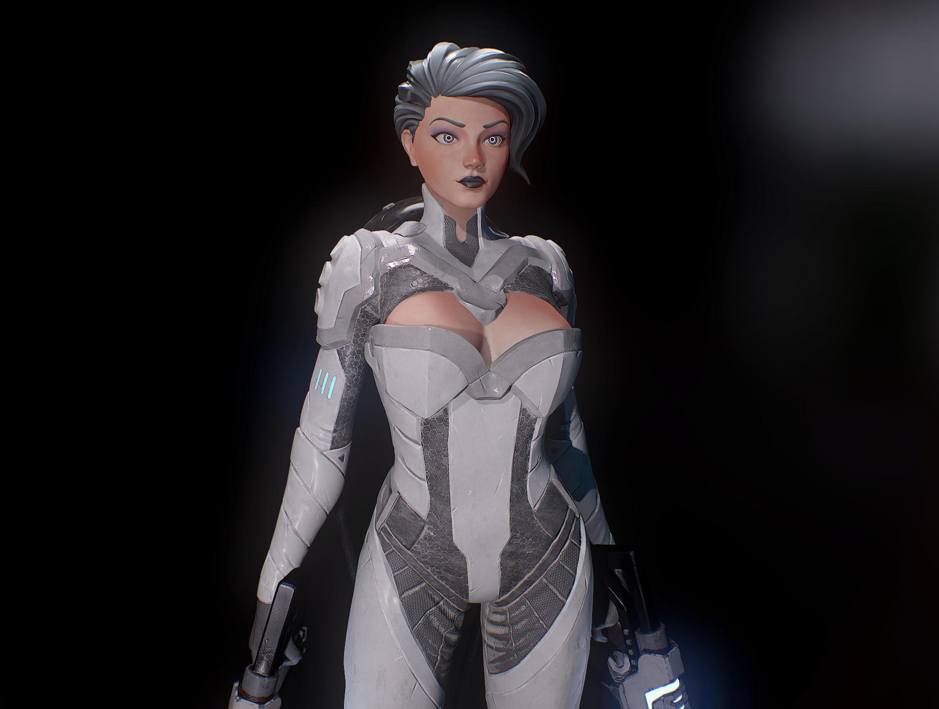 Eren ozel cinder scifi costume design 30 161206