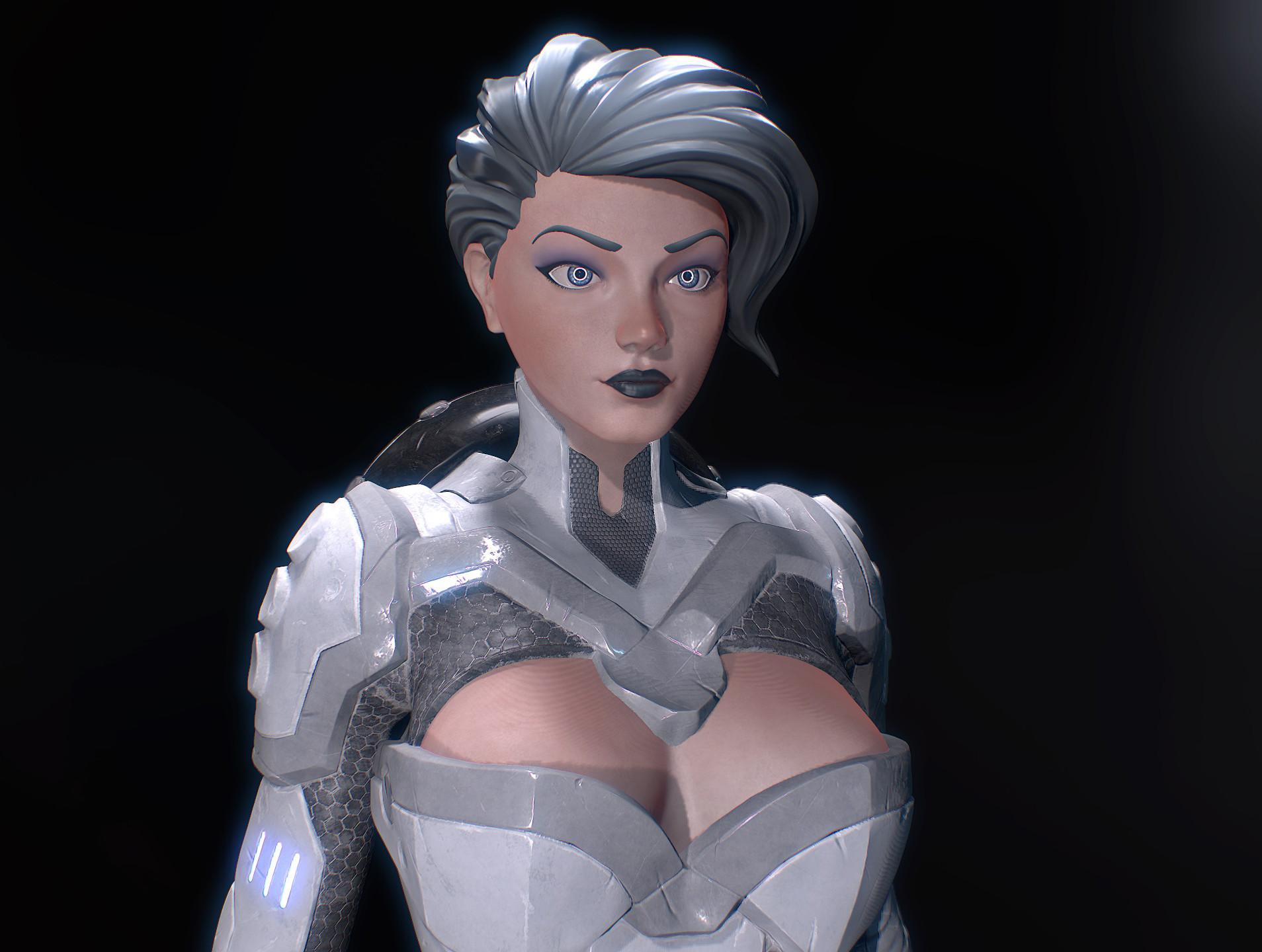 Eren ozel cinder scifi costume design 31 161206