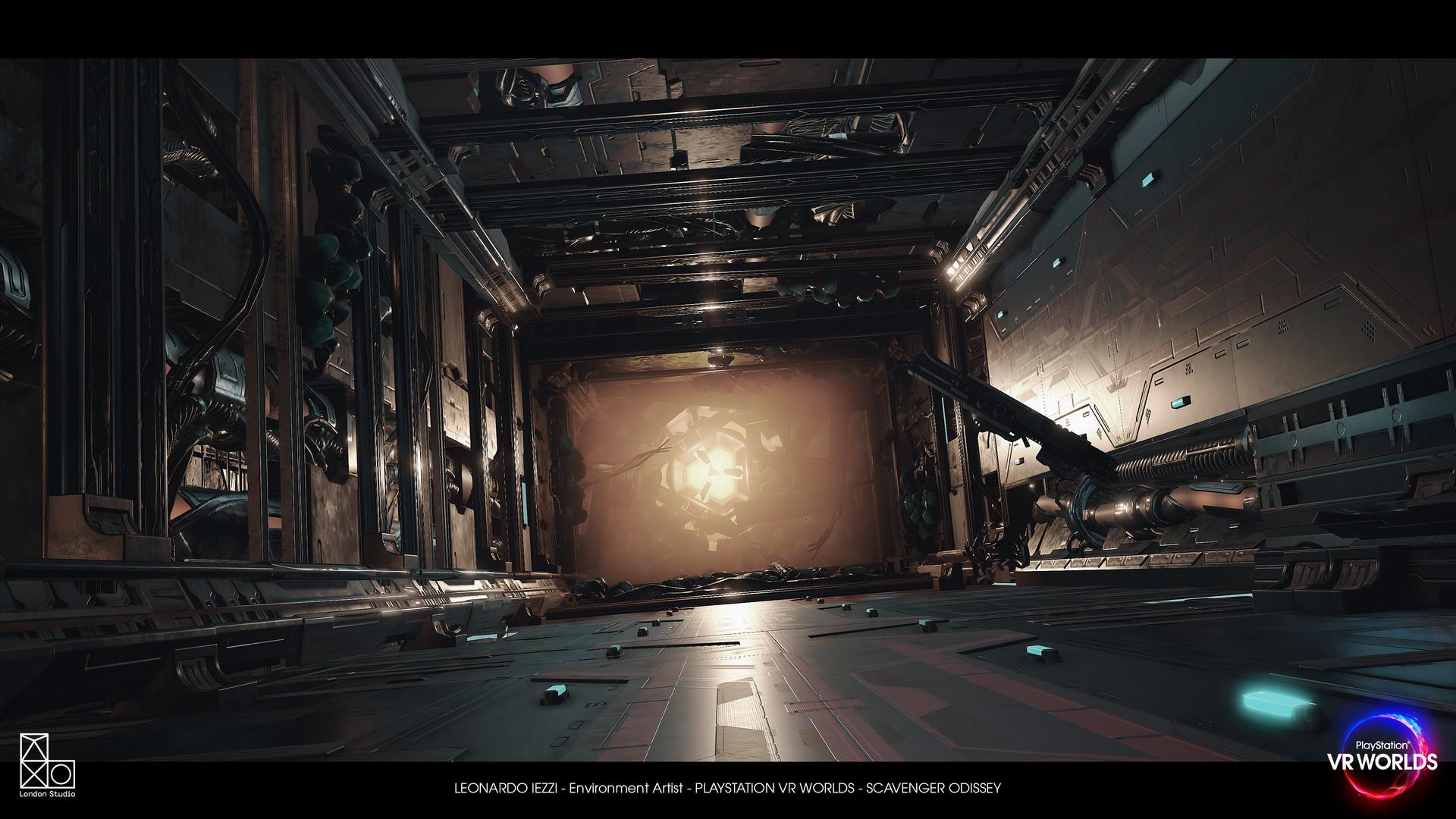 Leonardo iezzi leonardo iezzi environment artist vr worlds scavenger odissey 01