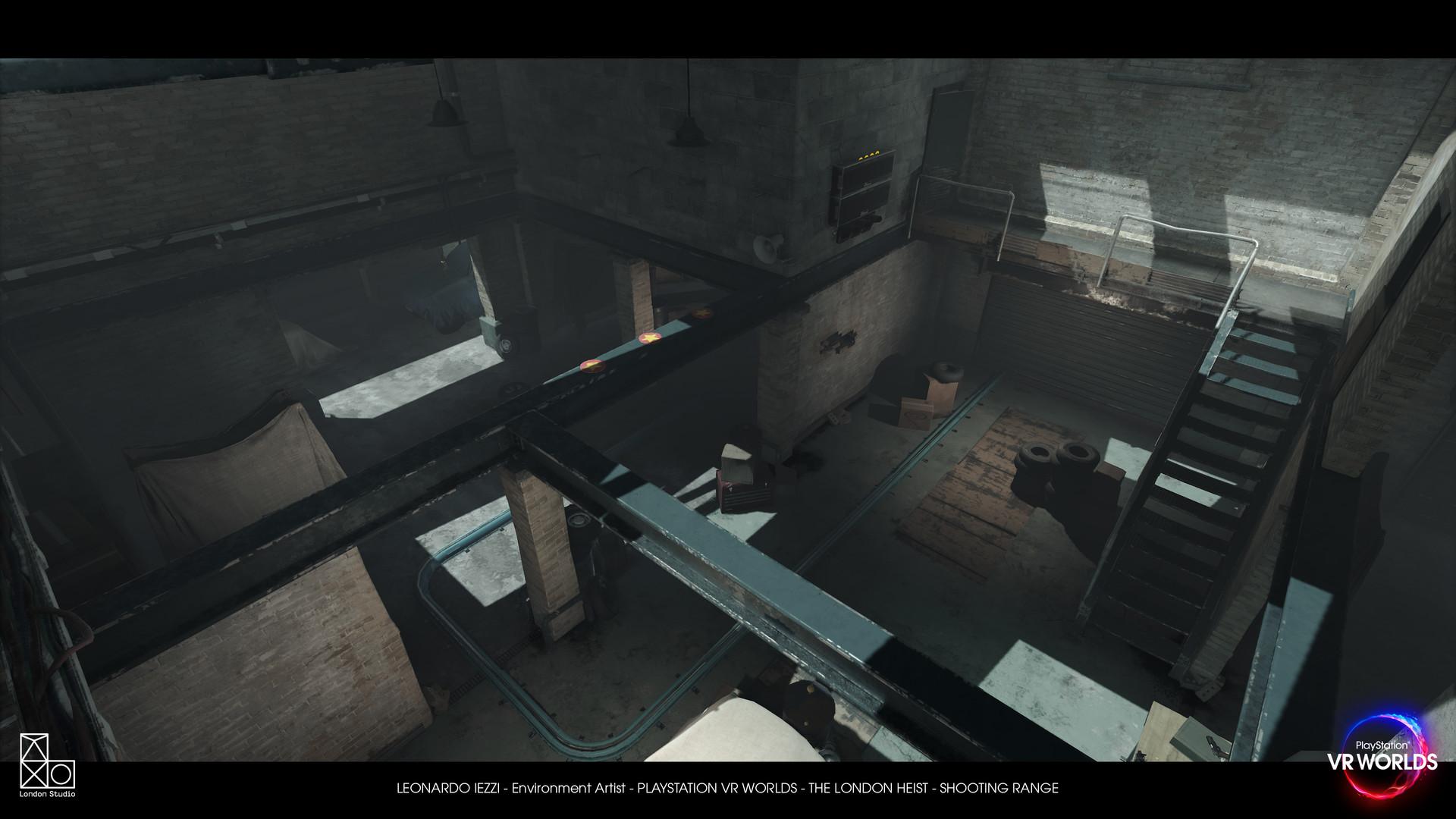 Leonardo iezzi leonardo iezzi environment artist vr worlds shooting range 03