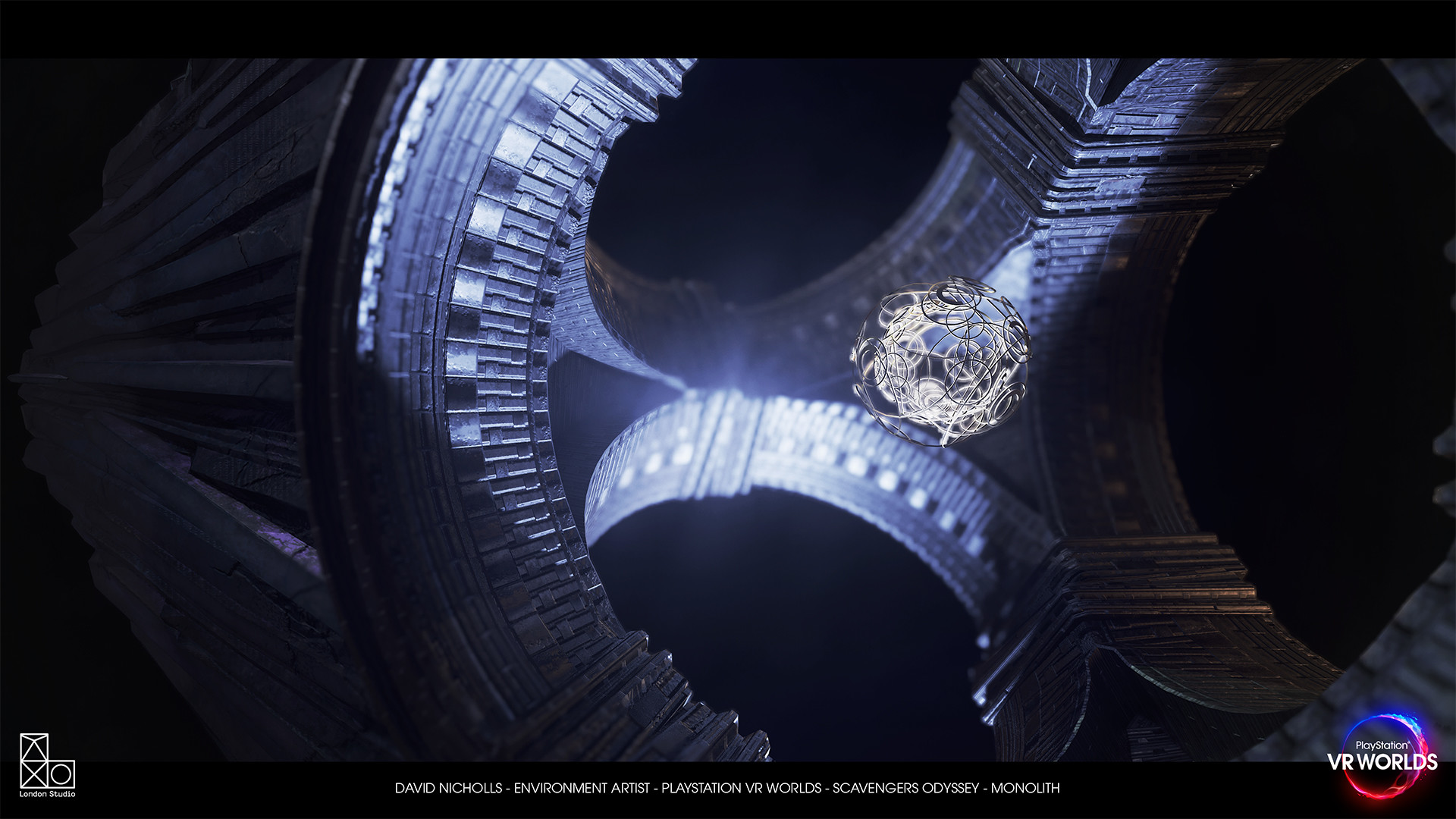 David nicholls david nicholls scavengers monolith 3