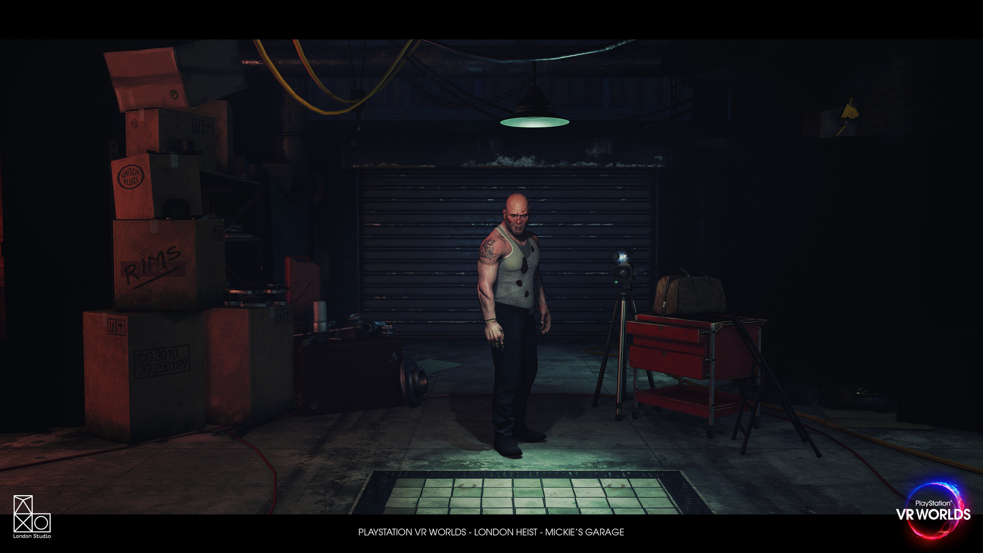 David nicholls garage 003