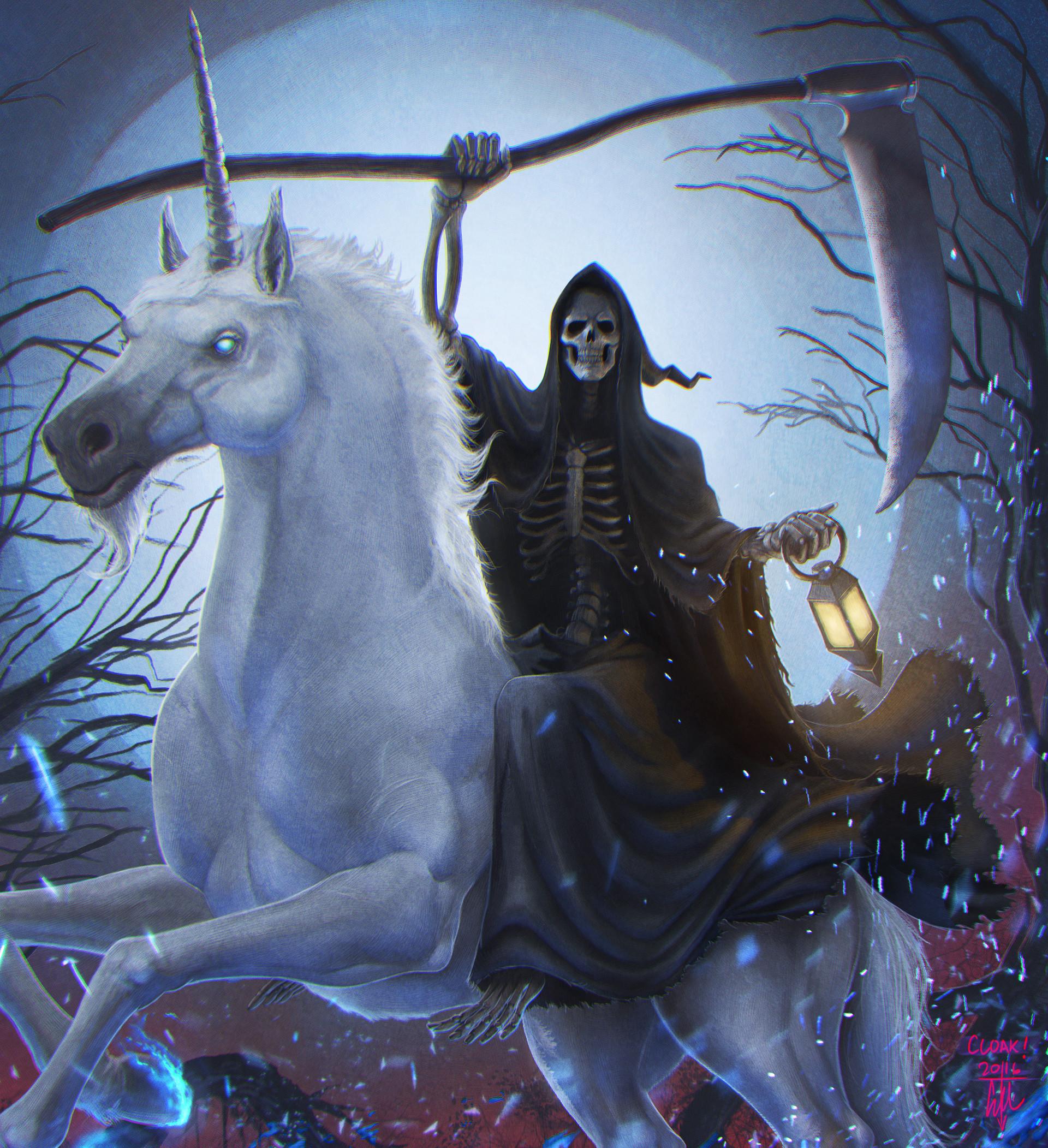 Sal vador thedarkcloak deathcrop