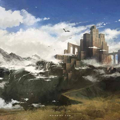 Nele diel sky fortress