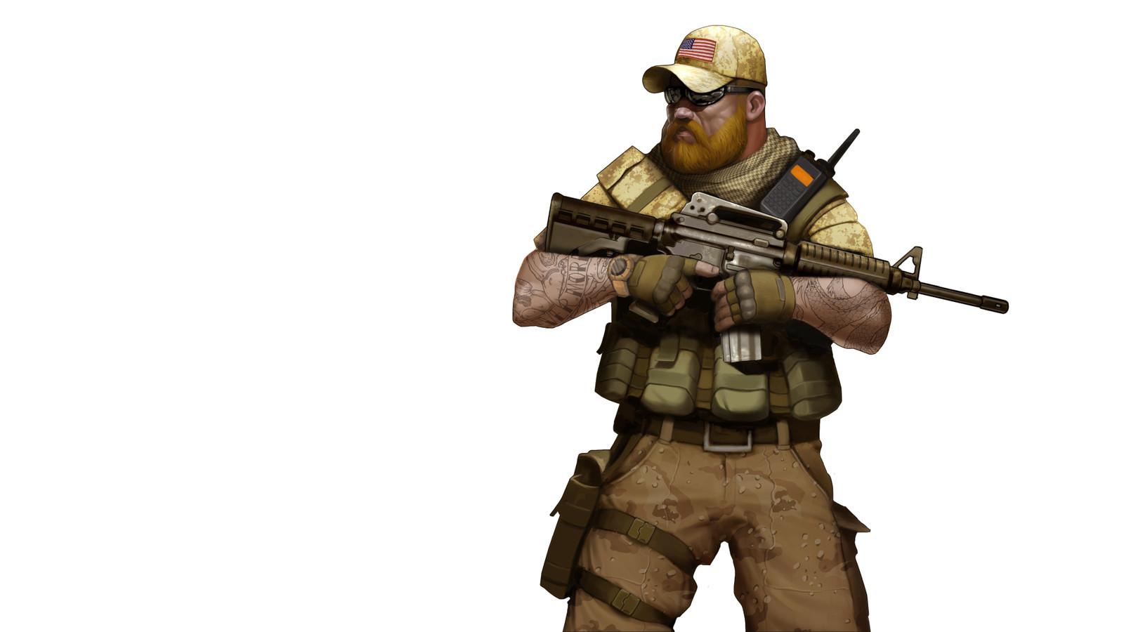 U.S. - Delta Force Assault