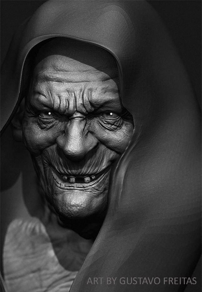 gustavo freitas - evil wizard