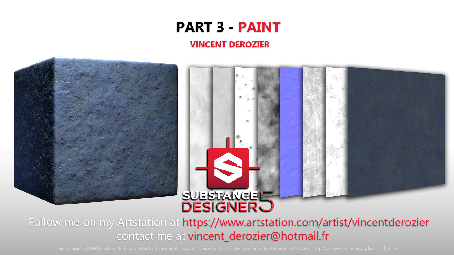 Vincent derozier part 3 paint