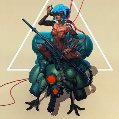 Pascal blanche ghostintheshell